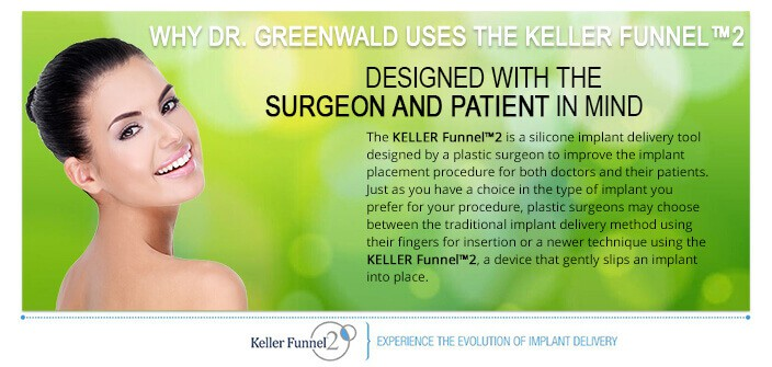 Keller Funnel for Breast Implants